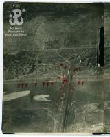 Warszawa z lotu ptaka we wrześniu 1944 roku. Zobaczcie fotografie wykonane z sowieckiego samolotu zwiadowczego