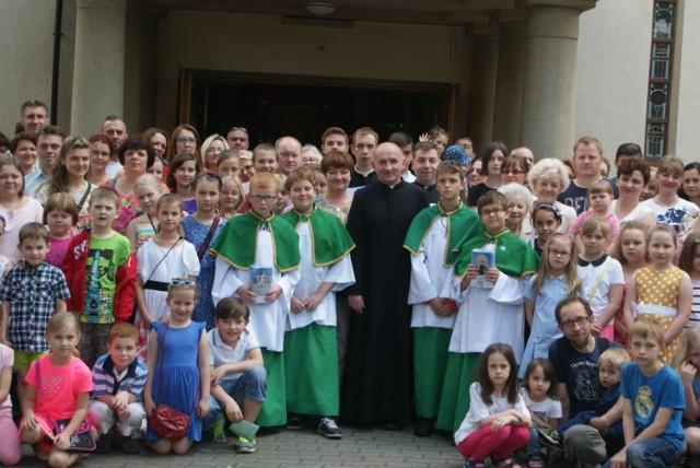 Parafia Chrystusa Króla w Dąbrowie Górniczej jednoczy lokalną społeczność