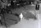 Oświęcim. Sprawca, który pomalował sprayem elewację kamienic oświęcimskiej Starówki, w końcu usłyszał zarzuty [ZDJĘCIA]