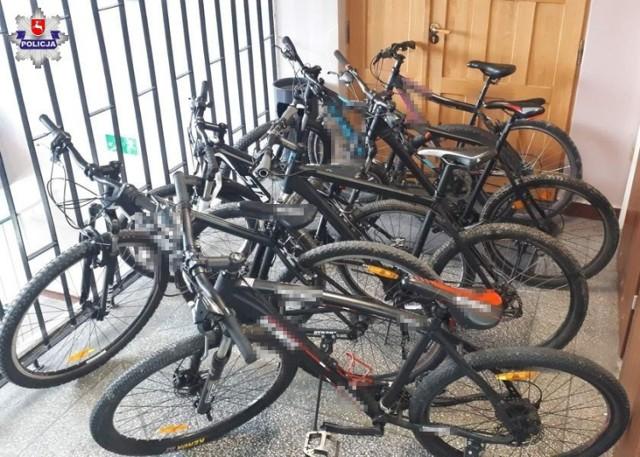 Chełmska policja apeluje do osób, którym w ostatnim miesiącu skradziono rower na terenie miasta, aby zgłaszały się na komendę, bowiem 2 rowery wymagają identyfikacji