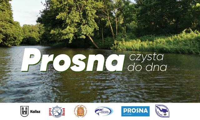 Prosna - czysta do dna! Kolejna akcja sprzątania rzeki w Kaliszu