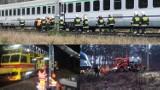 Gmina Zbąszyń. Tir wjechał pod pociąg Intercity. Pięć osób rannych! [NOWE INFO I ZDJĘCIA]