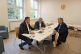 Wizyta ministra i wicewojewody w gminie Kowalewo Pomorskie - zobacz zdjęcia