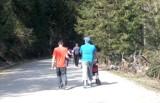 Pijani warszawiacy w Tatrach. W dziecięcym wózku zamiast dziecka mieli piwo i wódkę