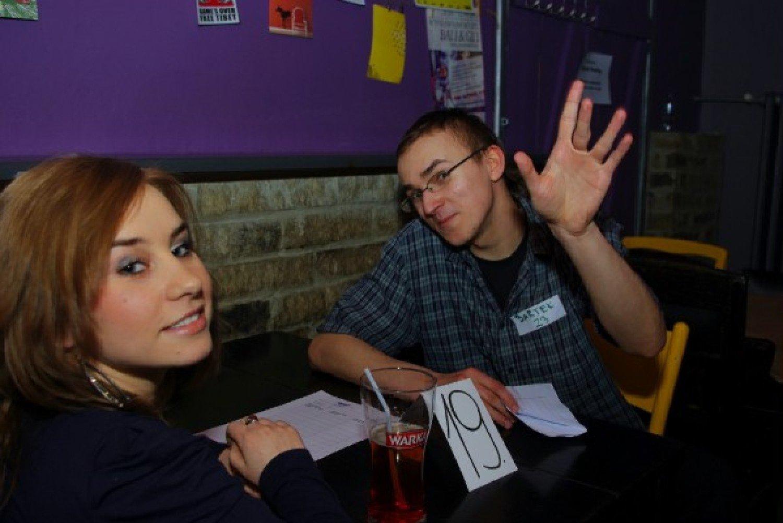 Aktywność w klasie szybkiego randkowania