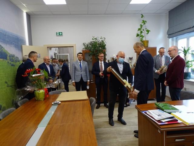 Urząd Gminy Chełmno przeniósł się do dawnej siedziby Banku Spółdzielczego w Chełmnie