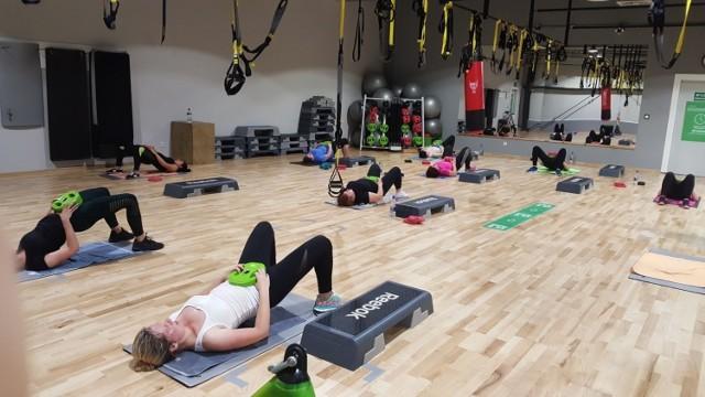 Fitness World w Wałbrzychu cieszył się w Wałbrzychu popularnością
