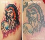 Myślisz o zrobieniu sobie tatuażu? zastanów się dwa razy! [GALERIA]