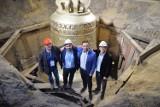 Największy dzwon świata rozbujają w Brazylii fachowcy spod Rybnika, z maleńkiej Czernicy! Wymyślają projekt dzwonnicy [ZOBACZCIE ZDJĘCIA]