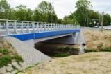 Przecięto wstęgę na moście w Rogach. Tempo remontu było rekordowe [ZDJĘCIA]