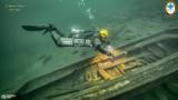 Tatry mają swojego Titanica. To wrak łodzi Syrena  [ZDJĘCIA]