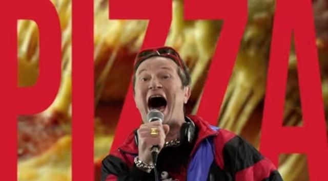 Piotr Cyrwus w reklamie keczupu