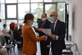 Nauczyciele z Centrum Kształcenia Zawodowego i Ustawicznego w Sosnowcu wyróżnieni podczas Dnia Edukacji Narodowej
