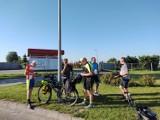 Wycieczka rowerowa do Biskupina [ZDJĘCIA]