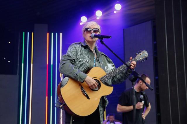 Edyta Bartosiewicz zaśpiewa w niedzielę