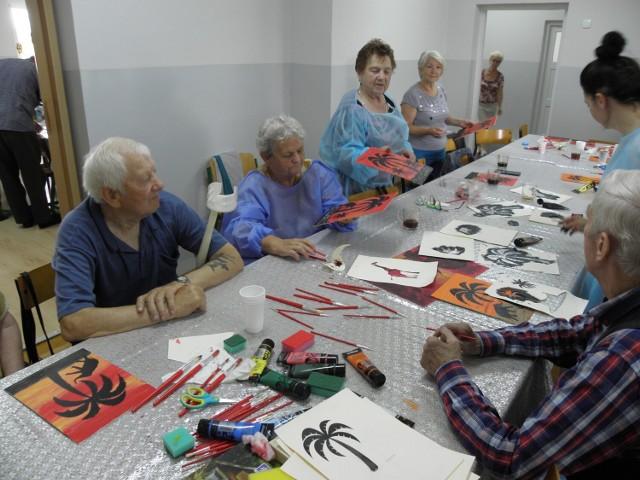 W Łakiem działa Klub Seniora. Gmina Skępe zaprasza seniorów na ciekawe zajęcia