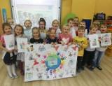 Przedszkolaki z Bieniądzic uczciły Światowy Dzień Tolerancji ZDJĘCIA