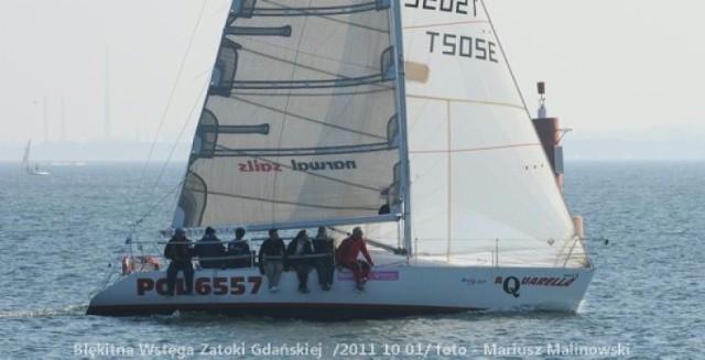 Wyścig o Błekitną Wstęgę Zatoki Gdańskiej - program