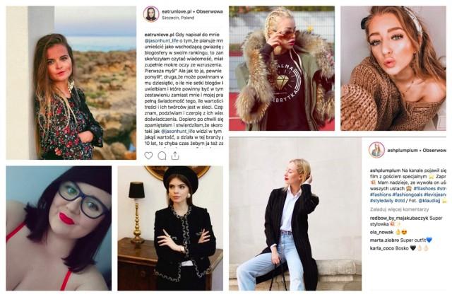 Mają tysiące fanów i każdego dania dzielą się ze światem swoimi zdjęciami lub chociaż nowinami na instastory.   Choć często poruszają zupełnie inne tematy i mają zupełnie inne pomysły na siebie, to cel mają jeden - inspirować. Instagramerki ze Szczecina stają się coraz bardziej widoczne w sieci.   Czy już je poznałeś? :-)  ZDJĘCIA ze studniówek w naszym serwisie specjalnym: GS24.pl/studniowki    WIDEO: Suknia, makijaż i fryzura, czyli moda studniówkowa