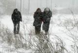IMGW zapowiada zawieje i zamiecie śnieżne w Wielkopolsce! Ostrzeżenie pierwszego stopnia dotyczy wielu powiatów i miast