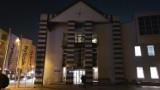 Tylko ciemność w Rybniku. Zgasło oświetlenie magistratu. To protest samorządów