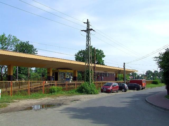 Stacja Kolejowa Brwinów