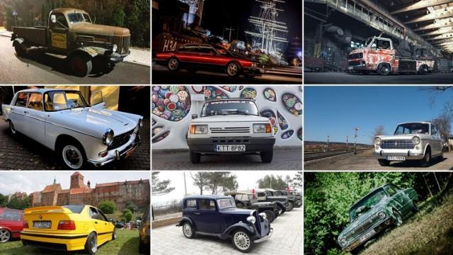 Bryka Roku 2019  Trwa głosowanie na Brykę Roku 2019 na Pomorzu. Bierze w nim udział kilkaset zgłoszonych samochodów.  Prezentujemy pierwsze 5 aut z każdego regionu: Trójmiasta, Kaszub, Kociewia oraz Powiśla i Żuław.  Wszystkie bryki mają jeszcze szansę na wygraną. Głosowanie trwa do 23 grudnia. Zobaczcie galerię zdjęć i zagłosujcie na swoich FAWORYTÓW!  Bryka Roku 2019 - sprawdź ranking!  Więcej i całej akcji: MISTRZOWIE MOTORYZACJI 2019 - RANKING NA POMORZU >>>