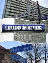 Ustawa dekomunizacyjna. Czy nowi patroni gdańskich ulic zyskają aprobatę radnych?
