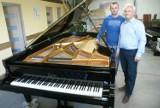 Koncertowy Fortepian Calisia znów będzie rozbrzmiewał w Kaliszu. ZDJĘCIA, WIDEO