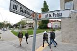 Nie wprowadzono wszystkich zapowiadanych zmian na ulicach w centrum  Kielc. Dlaczego? Bo... było za mokro