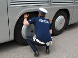 W Wejherowie zorganizowano stały punkt kontroli autobusów