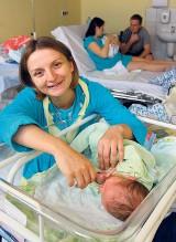 Demograficzny wyż już w śląskich porodówkach