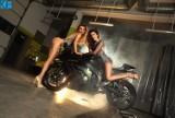 Odważna sesja zapowiada Mazurski Moto Show [ZDJĘCIA]