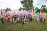 Holi Święto Kolorów 2021 w Krotoszynie [ZDJĘCIA+FILM]