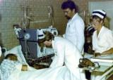 Szpital w Sokółce na starych zdjęciach. Zobacz, jak przed laty wyglądała praca naszych lekarzy i pielęgniarek