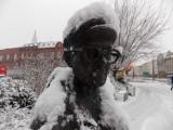 Tęsknicie za zimą w Gorzowie? Przypominamy: tak miasto wygląda pod śniegiem