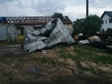 Kataklizm w Starym Rzędkowie pod Skierniewicami. Mieszkańcy mówią o chwilach grozy [relacje mieszkańców, film, zdjęcia]