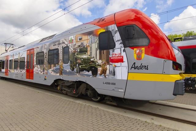 Jest pociąg generał Anders. Przyjedzie też do Sieradza