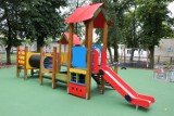 Przy wągrowieckim Przedszkolu nr 2 powstał plac zabaw za ponad 400 tysięcy złotych