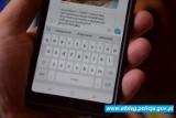 Oszustwo na dezynfekcję przesyłki, elblążanin stracił 3 tys. złotych