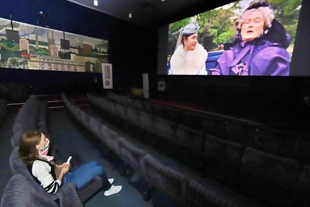 Do kin wróciły filmy, które z ekranów usunęła pandemiczna przerwa
