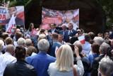 Rok temu premier Mateusz Morawiecki odwiedził Nowy Tomyśl. Zwiedził fabrykę Berotu i spotkał się z mieszkańcami koło NOKu