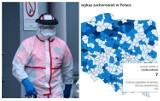 Koronawirus: Kolejny raz najwięcej zakażeń w Śląskiem. Mamy 4506 nowych przypadków. Ile w Twoim mieście?