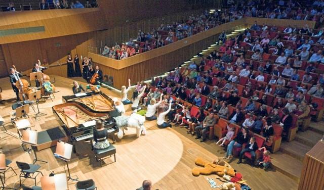 Familijny Park Sztuki to propozycja dla rodzin i frekwencyjny hit Filharmonii Koszalińskiej