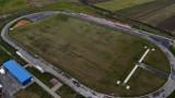 Trwają ostatnie prace przy budowie stadionu w Czeluśnicy [ZDJĘCIA]