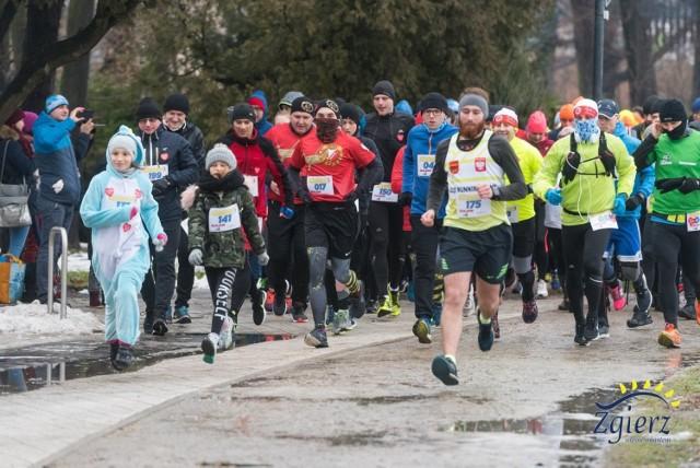 Tym razem, inaczej niż w ubiegłym roku, Jeżobieg odbędzie się w formie indywidualnego biegania