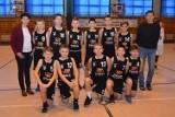 5 drużyn w sali Zespołu Szkół Technicznych walczyło o awans do półfinałów Wielkopolskich Igrzysk Młodzieży Szkolnej w koszykówce