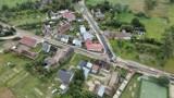Droga gminna w Warszkowie zyskała nową nawierzchnię