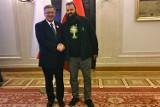 Patriotycznie Zakręceni: Dariusz Paczkowski, nasz laureat, w Pałacu Prezydenckim