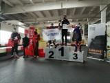 Grand Prix Polski Juniorów w Kartingu Halowym. 11-letni mieszkaniec Rumi zajął drugie miejsce